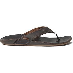 OluKai M's Nui Sandals Dk Java / Dk Java